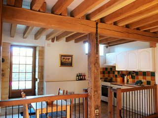 Barn conversion full of character Heated pool WIFI, Near Sarlat, large gardens. - Sarlat-la-Canéda vacation rentals