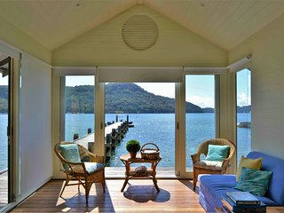 Breathtaking, private, luxury home on Pittwater - Scotland Island vacation rentals