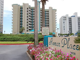Romar Place 303: 3br/2ba 3rd floor gulf front condo in Orange Beach, Sleeps 8 - Orange Beach vacation rentals