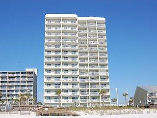 Tradewinds 904: 2br Gulf Front Condo w/beautiful views of the beach - Orange Beach vacation rentals