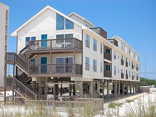 Spyglass 106B: Attractively decorated 2br with a loft, 2ba beachside condo - Gulf Shores vacation rentals