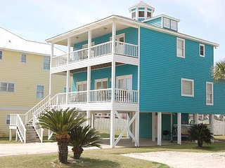 Hayley: Beautiful 4 Bedroom, 3+ bath w/Gulf View of the Beach - Orange Beach vacation rentals