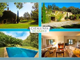 Cozy Villa Espinada for 6 guests, tucked away in the Catalonian countryside - Espinavessa vacation rentals