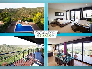 Modern villa in Calafell for 8 guests, only 4km to the beaches of Costa Dorada! - Calafell vacation rentals