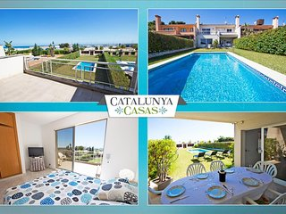 Delightful Villa Roda de Bara, just 100 meters to the Costa Dorada beach! - Costa Dorada vacation rentals