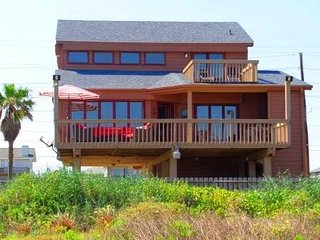 At Beachfront Paradise! - Galveston vacation rentals