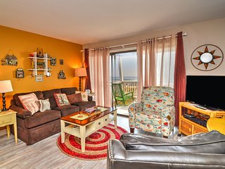 Seascape A3-Oceanfront W/Pool - Carolina Beach vacation rentals