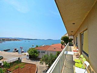 Bright Brodarica Studio rental with Television - Brodarica vacation rentals