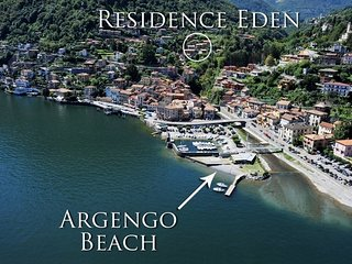 Comfortable 2 bedroom Condo in Argegno with Central Heating - Argegno vacation rentals
