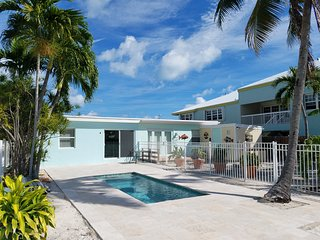 Private Pool, Deep Water Canal, AND Cabana Club - Key Colony Beach vacation rentals