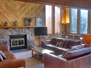 4-Bedroom Avon Townhouse w/ Private Garage & Sauna - Avon vacation rentals