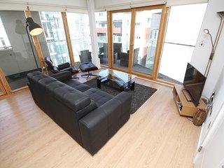 Beautiful Dockland Apartment - Sleeps 8 - Dublin vacation rentals