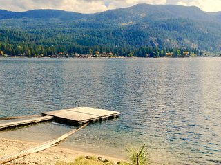 Lakefront Recreational Vehicle on Christina Lake - Christina Lake vacation rentals
