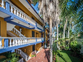 Furnished Affortable Apartment in Cozumel/ Full Bed Top Floor Unit/6 - Cozumel vacation rentals