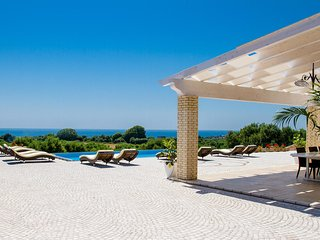 Luxury Home with Pool, Seaviews - Specchia vacation rentals