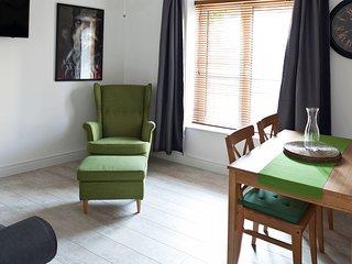 City centre apartment next to public park - Dublin vacation rentals