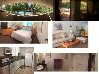 Palm Springs Mountain & Pool View Condo Suite, Quiet Oasis Paradise & Relaxation - Palm Springs vacation rentals