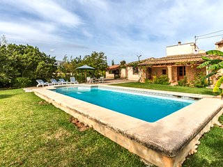 Villa with private pool in Pollença (Can Mart) - Pollenca vacation rentals