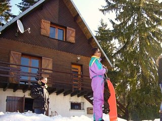 Apartment - 4 km from the slopes - Le Grand-Abergement vacation rentals