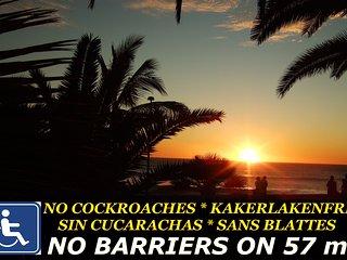 EXQUISITE PANORAMA-KOMFORT-FERIENWOHNUNG OHNE BARRIEREN (PLAYA DEL INGLÉS) - Playa del Ingles vacation rentals