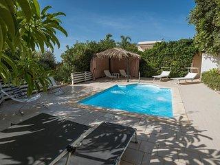 Karrua, villa with jacuzzi and panoramic view - Marina di Ragusa vacation rentals