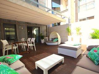 Batuan Duplex Apartment, Amoreiras, Lisbon - Lisbon vacation rentals