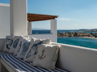 Aiolos Home, 50m from Logaras beach - Piso Livadi vacation rentals