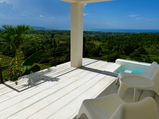 Magical sunsets and minipool for 2. Ideal lovers ! - Rio San Juan vacation rentals