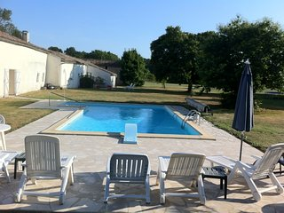 Beautiful Charente Stone Cottage in 4 acre grounds - Saint Sigismond de Clermont vacation rentals