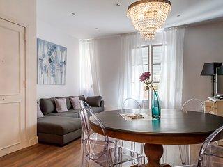 Bohemian duplex penthouse - Barcelona vacation rentals