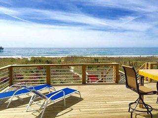 Oceanfront 3 bedroom Duplex - Atlantic Beach vacation rentals