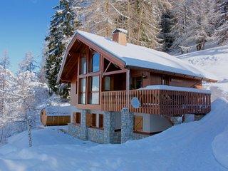 Polman Mansion, 8p ski chalet with sauna - Vallandry vacation rentals