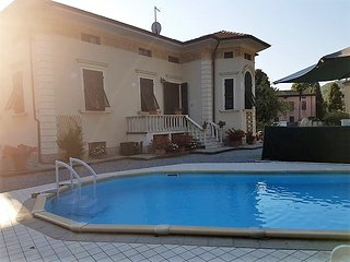 Sleeps 8+ kids and enjoy  a warm welcome in our heated pool even in April or May - Ponte a Moriano vacation rentals