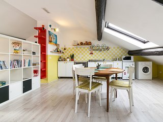 Navigli Attic - Milan vacation rentals