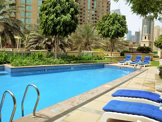 2 bedroom Condo with Internet Access in Dubai Marina - Dubai Marina vacation rentals