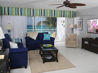 Oceanfront directly on 7 Mile Beach - Email for Specials! - Seven Mile Beach vacation rentals