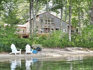 Post and Beam Waterfront Lake Waukewan (JON46Wf) - Center Harbor vacation rentals