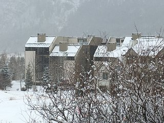 Copper Mountain Condo, East Village, steps from the Super Bee Lift - Copper Mountain vacation rentals