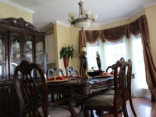 Bright 6 bedroom House in Wake Forest with Television - Wake Forest vacation rentals