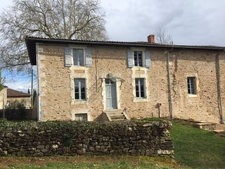 Gite sleeps 8, part of 15th century chateau - Le Lindois vacation rentals