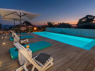 Seaview Villa with Private Pool - Alcudia vacation rentals