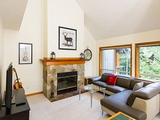 Amazing Location, Updated & Spacious 3 Bedroom Property - True Ski in/Out - Whistler vacation rentals