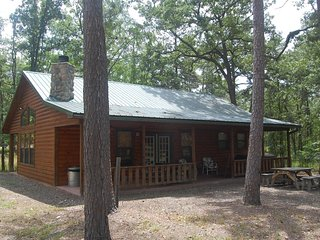 Whispering Choctaw (sleeps 6) No Pets - Oklahoma vacation rentals