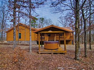 Crystal Mountain (sleeps 9) Pets Allowed - Oklahoma vacation rentals