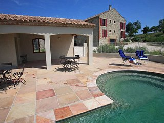 Cabernet Sauvignon French cottage rental with pool sleeps 6 - Ledignan vacation rentals