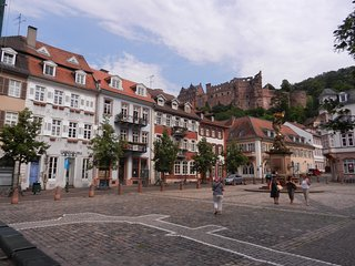 Bright 1 bedroom Heidelberg Condo with Internet Access - Heidelberg vacation rentals