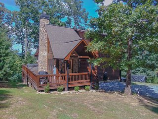 2 Bedrooms W/Outdoor Fireplace - Misty Mountain - Ellijay vacation rentals