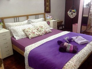 Bright 2 bedroom Private room in Ipoh with Internet Access - Ipoh vacation rentals