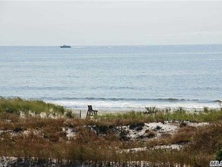 Magnificent Ocean Front Home - handicapped accessible.--Elevator - Lido Beach vacation rentals