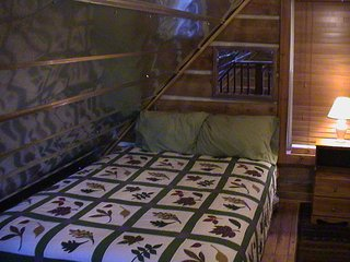 Gorgeous Log Cabin Retreat! Romantic! Peaceful! - Rome vacation rentals
